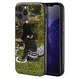 Berkin Arts Ernest Ange Duez Paral iPhone 12 Pro MAX/Caja del teléfono Celular de Arte/Impresión Giclee UV en la Cubierta del móvil(Dopo I Judith e Oloferne Romana Budapest)
