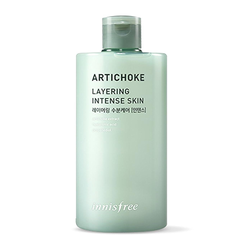イニスフリーアーティチョークレイヤーインテンセスキン(トナー)400ml Innisfree Artichoke Layering Intense Skin (Toner) 400ml [海外直送品] [並行輸入品]