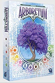 Renegade Game Studios Arboretum Strategy Card Game that Challenges 2-4 Players Aged 8 & Up to Create the Most Beautiful Garden