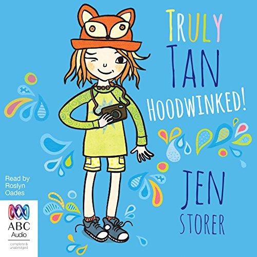 Hoodwinked! audiobook cover art