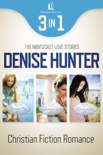Nantucket Romance 3-in-1 Bundle: Surrender Bay, The Convenient Groom, Seaside Letters (A Nantucket Love Story) (English Edition)
