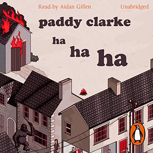 Paddy Clarke Ha Ha Ha audiobook cover art