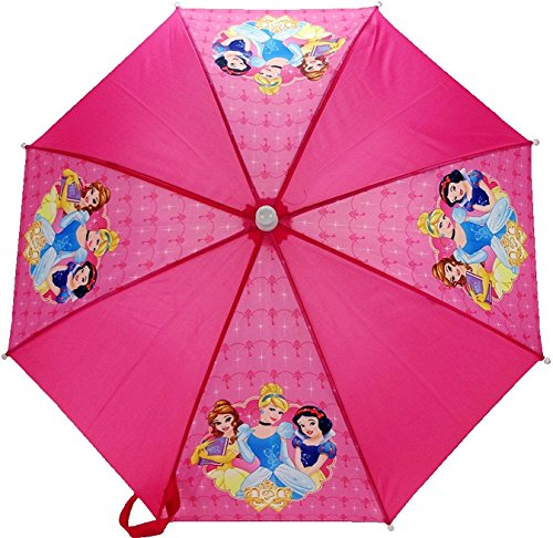 Disney Princess Umbrella - Cinderella, Snow White, Belle and Au