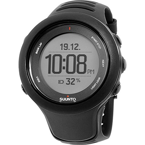 Suunto Ambit3 Sport Black (HR) Digital Display Quartz Watch, Black...