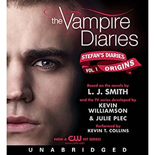 The Vampire Diaries: Stefan's Diaries #1: Origins audiobook cover art