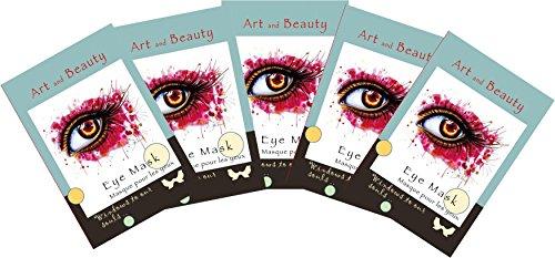 5 pièces Anti-Rides Masque pour les yeux - anti-âge, anti-rides, nourrissante, hydratante - fibres botanic Autriche