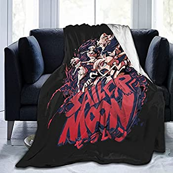 Trigger Sailor Moon Chrono Trigger Ultra-Soft Throws Blanket Air Conditioning Blanket for All Season Bedding Couch Plush House Warming Decor