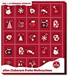 Fan-Shop Sweets 1. FC Nürnberg Premium Adventskalender 2020 (one Size, Multi)