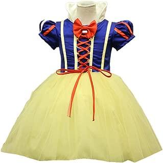 Best snow white baby costume uk Reviews