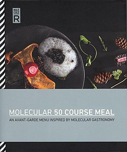 Molecular 50 Course Meal: An Avant-garde Menu Inspired by Molecular Gastronomy