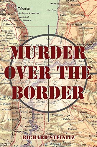 Book: Murder Over the Border by Richard Steinitz
