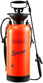 Pump Pressure Sprayer for Garden & Lawn, Portable Lawn Sprayer with Shoulder Strap (8 Liter)