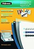 Fellowes 5371801 - Kit premium de encuadernación