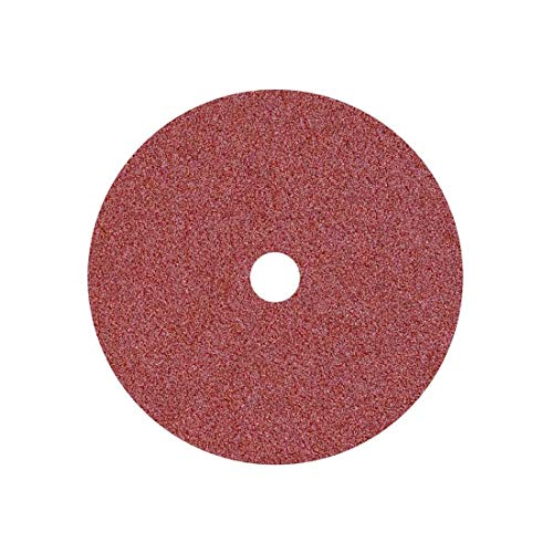 MioTools Fox Dischi abrasivi, 406 mm, a doppia pagina, Grana 36, p. Monospazzole (5 Pz.)