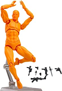 Zandreal 2.0 Body Kun Doll PVC Body-Chan DX Set with Accessories Action Figure Model for SHF Suitable for Sketching, Paint...
