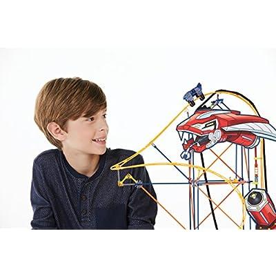 K/'NEX 18515 Mecha Strike Roller Coaster Building Set New