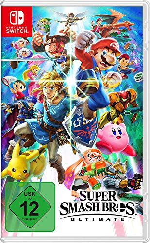 Super Smash Bros. Ultimate - Nintendo Switch [Importación alemana]