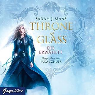 Celaenas Geschichte     Throne of Glass Novelle 1              Autor:                                                                                                                                 Sarah J. Maas                               Sprecher:                                                                                                                                 Jana Schulz                      Spieldauer: 2 Std. und 46 Min.     91 Bewertungen     Gesamt 4,2