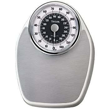 Taylor Precision Products Mech Analog Bath Scale