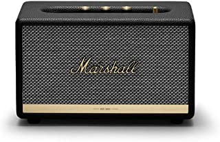 MARSHALL MRL1001900 Acton II Bluetooth Wireless Stereo Speaker - Black (Pack Of 1)