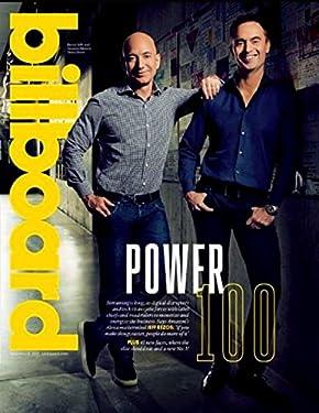 Billboard Magazine February 18, 2017 JEFF BEZOS, STEVE BOOM, Amazon Music, Alexa