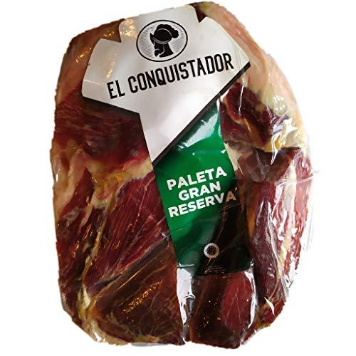 2.2 Kg Spanischer knochenloser Serrano Schinken RESERVA - Ein echtes spanisches Gourmet-Erlebnis, das Sie mit Ihren Lieben teilen können - Jamon Serrano Schinken ohne Knochen