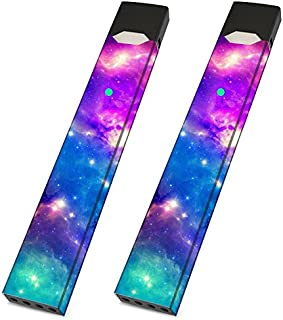 Premiere Skin Wrap for JUUL Pax, Pack of 2 (Galaxy)