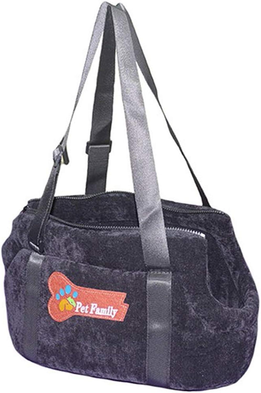 Cat bag out portable pet Breathable backpack out shoulder Lingge ventilation bag dog carrying portable Crossbody bag