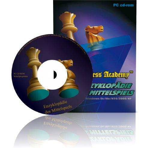 Preisvergleich Produktbild Chess Academy Enzyklopädie des Mittelspiels (Deutsche Version)