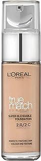 L'Oreal True Match Foundation 2R2C2K, Rose Vanilla (50372313)