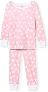 valentine's day pajamas for toddlers