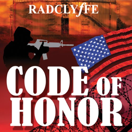 Code of Honor audiobook cover art