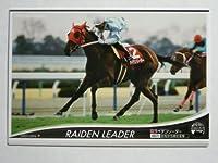 2012オーナーズホース03◆ノーマル/白◆ライデンリーダーOH03-H096≪OWNERS HORSE03≫