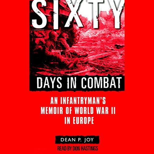 Sixty Days in Combat audiobook cover art