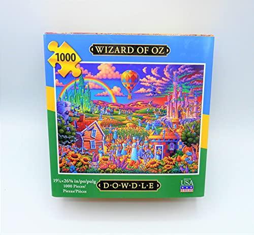 Dowdle Jigsaw Puzzle - Wizard of Oz - 1000 Piece