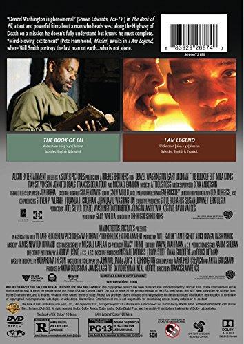 Book of Eli, The / I Am Legend (DVD) (DBFE)