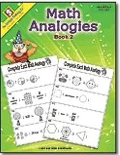 Math Analogies: Book 2 (Grades 4-5)