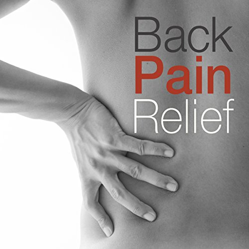 Back Pain Relief audiobook cover art