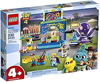 LEGO TOY STORY 4 BUZZ & WOODY'S CARNIVAL MANIA 10770 レゴ トイストーリー4 バズ&ウッディ カーニバル マニア 10770[並行輸入品]