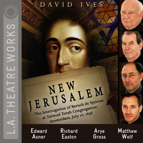 New Jerusalem audiobook cover art