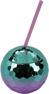 disco ball drink tumbler