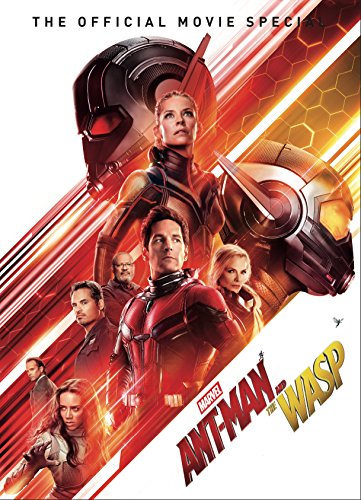 Ant-Man and the Wasp – The Official Movie Special