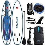 SUPボード sup インフレータブルサーフボード ソフトボード カメラスタンド付き フィットネスやフィッシングに適したボード 長325cm 幅80cm 厚15cm
