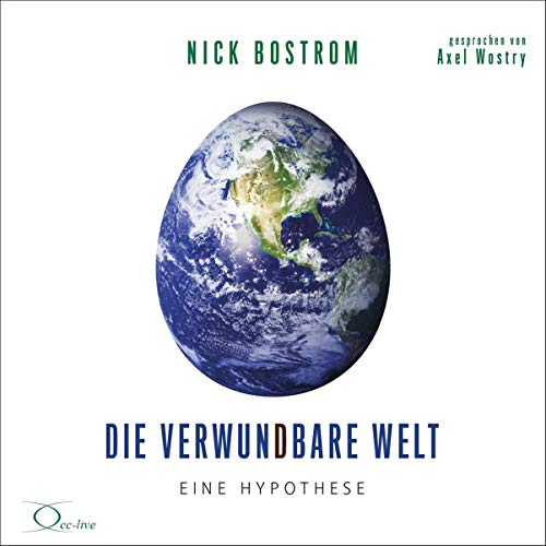 『Die verwundbare Welt』のカバーアート