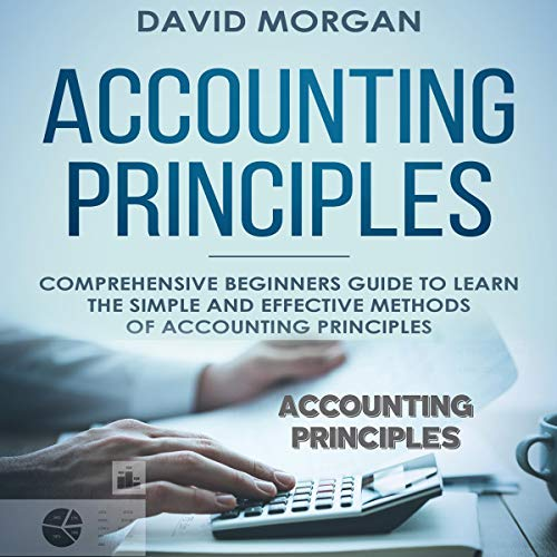 Accounting Principles: Comprehensive Beginners Guide to Learn the Simple and Effective Methods of Accounting Principles audiobook cover art