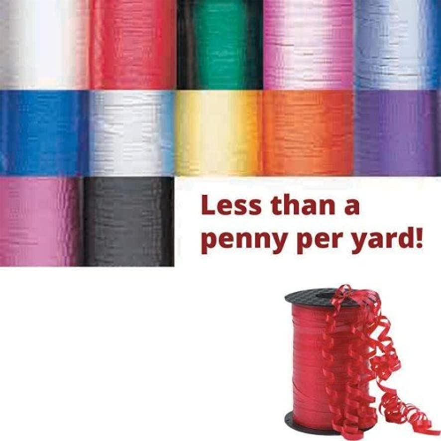 Loftus International Curling Ribbon, Hot Pink