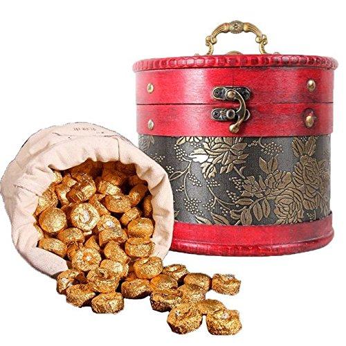卸直営 安心の実績 高価 買取 強化中 Dian Mai New Year's Pu'er Lozenges Yun Cooked Eve Red