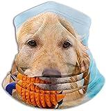 Teemoo Fleece-Nackenwärmer, multifunktionaler Hundepool-Spielzeugschal, Vollmaske oder Hut, Nackenschutz, Nackenkappe, Skimaske, Halbmaske, Gesichtsmaske, Balac