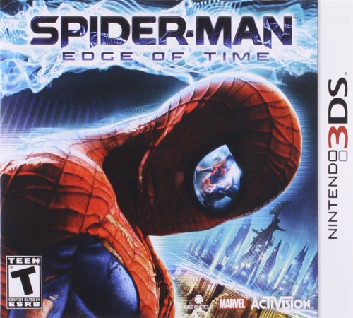 Spider-Man: Edge of Time/Game