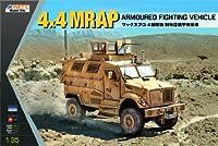 キネティック 1/35 ファイティングヴィークル シリーズ マックスプロ 4輪駆動耐地雷装甲機動車 プラモデル